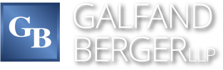 Galfand Berger Logo